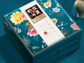 华美月饼,华美尊礼高端月饼1580g礼盒,郑州华美月饼厂家总代理